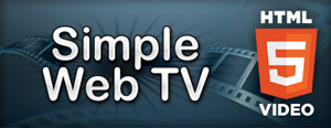 HTML5 en Simple Web TV